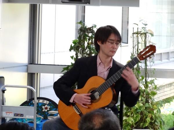 クラシックギター、橋口武史