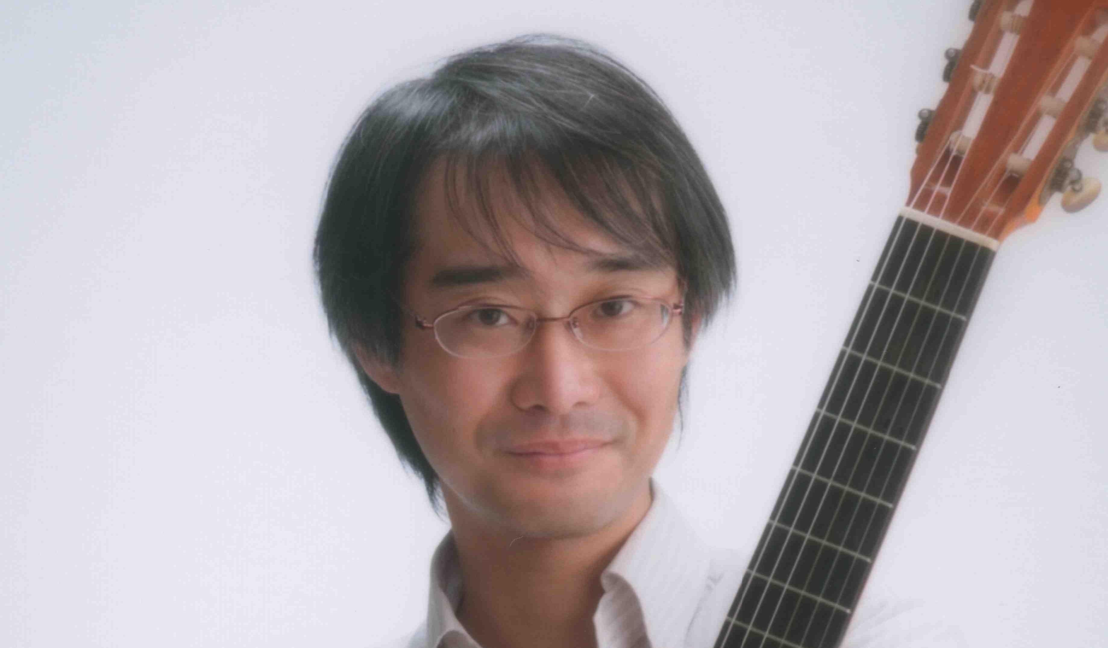 クラシックギタリスト 橋口武史