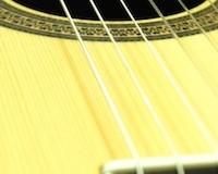 すたじおGギター教室 アストリアスギター表板