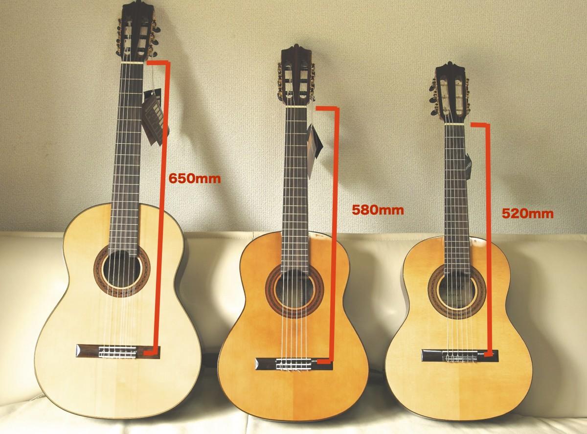 マルチネスギター大人用と子ども用とあります。