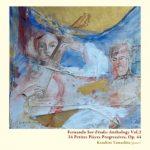 山下和仁CD ソル・エチュード選集2:24の漸進的な小品 Op. 44
